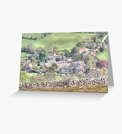 Rosedale Abbey Greeting Card