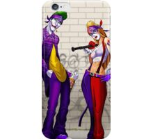 Cholo Joker, and Chola Harley Quinn iPhone Case/Skin