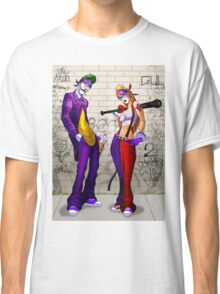Cholo Joker, and Chola Harley Quinn Classic T-Shirt