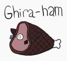 Ghira-ham  One Piece - Short Sleeve