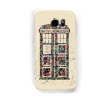 Police Box  Samsung Galaxy Case/Skin