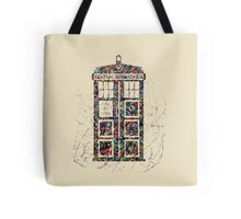 Police Box  Tote Bag
