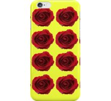 Rose (multiple) iPhone Case/Skin