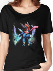 Ash-Greninja Women's Relaxed Fit T-Shirt