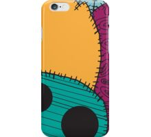 Nightmare Before Christmas Sally Pattern iPhone Case/Skin