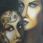 Sisters in sorrow by Samantha Aplin