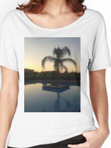 Grecian Sunset Women's Relaxed Fit T-Shirt