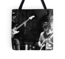 Jazz in the Grotto Tote Bag