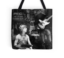Jazz in the Grotto II Tote Bag