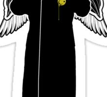 Audio Angel Sticker