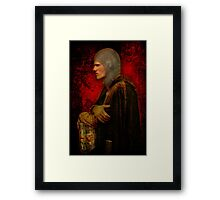 The Young Knight Framed Print