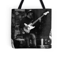 Three cool Jazz Dudes Tote Bag