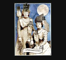 A Parliament of Owls Womens Fitted T-Shirt