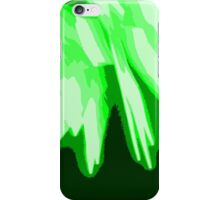 Explosion-Green iPhone Case/Skin