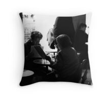 What's on the menu ...? Throw Pillow