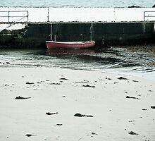Boat Alone by Paul  Sloper