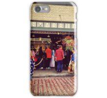 First Starbucks - Seattle iPhone Case/Skin