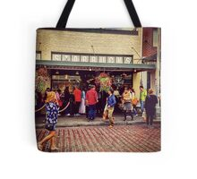 First Starbucks - Seattle Tote Bag
