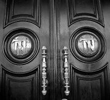 Dark Door by barkeypf