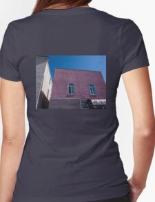 The Pink House Womens Fitted T-Shirt