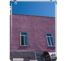 The Pink House iPad Case/Skin