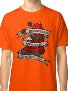 Red Dalek Classic T-Shirt