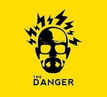 Breaking Bad - I am the Danger v2 by halfcrazy