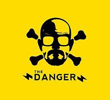 Breaking Bad - I am the Danger  by halfcrazy