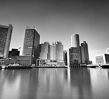 Boston-on-Sea BW by Andy Freer