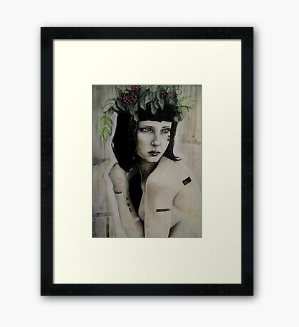 Terrestrial by Nature Framed Print