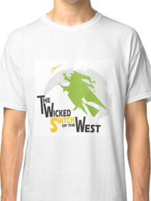 The Wicked Snitch of the West - Light Classic T-Shirt