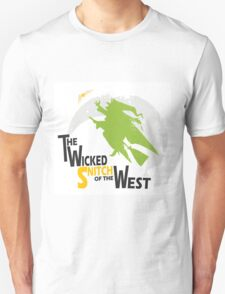 The Wicked Snitch of the West - Light T-Shirt