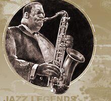 Jazz Legends by juniorshelver