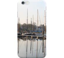 Harbor Row iPhone Case/Skin