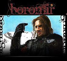 Boromir - Man of Gondor by wolfshead42
