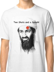 Bin Laden is DEAD!  :) Classic T-Shirt