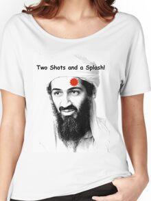 Bin Laden is DEAD!  :) Women's Relaxed Fit T-Shirt