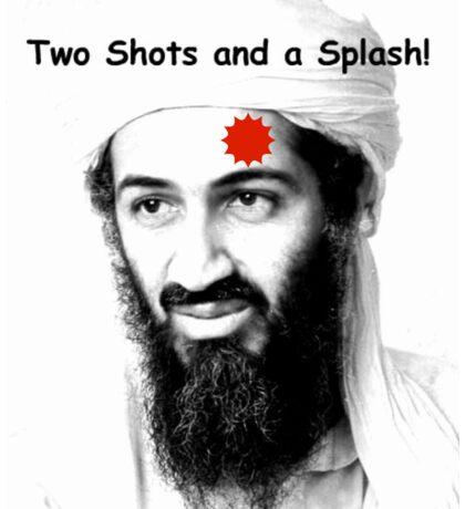 Bin Laden is DEAD!  :) Sticker