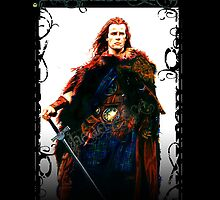 Highlander - Connor MacLeod by wolfshead42