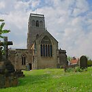 St Mary's Church, Wedmore from the east by Dave Godden