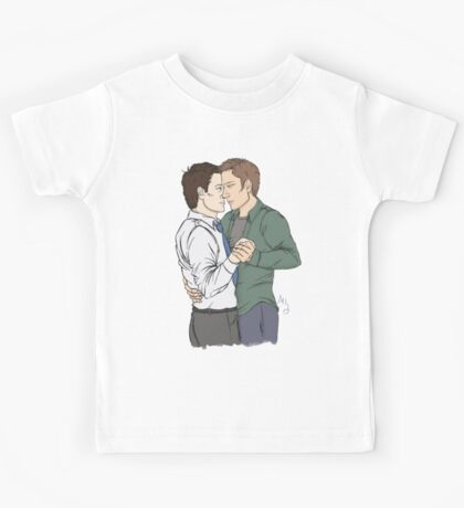 Destiel Dance Kids Tee