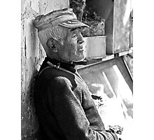 Lost in Thought Photographic Print