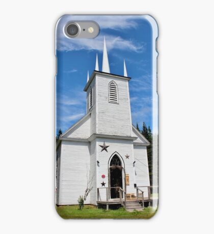 The Old Fangled Steeple iPhone Case/Skin