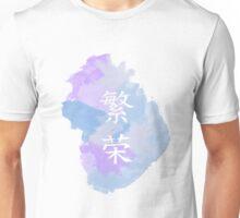 Prosperity and Abundance- Chinese characters Unisex T-Shirt