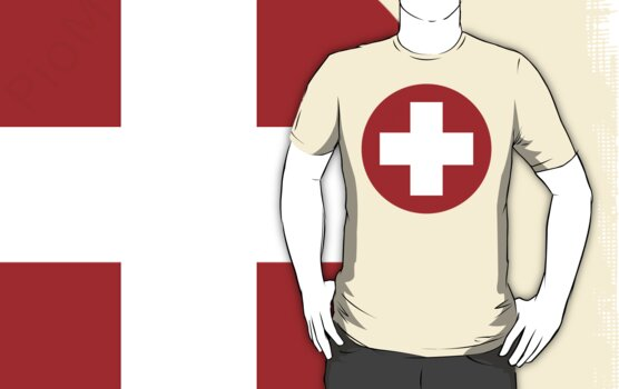 Swiss Air Force Insignia by warbirdwear