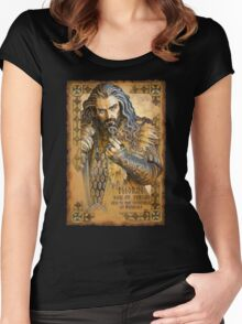 Thorin Women's Fitted Scoop T-Shirt