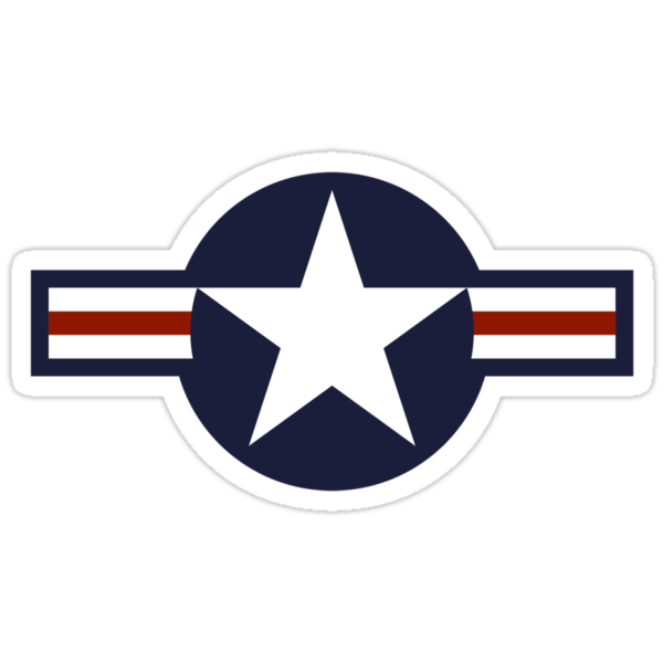 US Star Insignia (1947 to Present) by warbirdwear