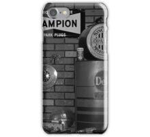 Route 66 Gas Station Memorabilia iPhone Case/Skin