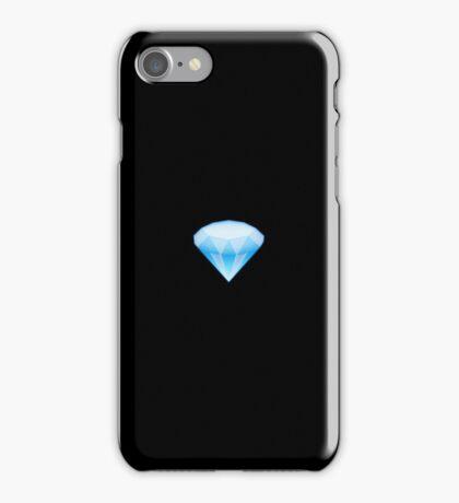 Diamond Emoji (Small) iPhone Case/Skin