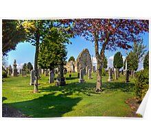 St Cuthbert's Ruin Poster